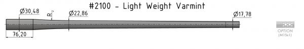 Light Weight Varmint