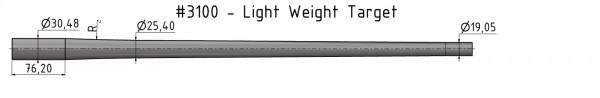 Light Weight Target
