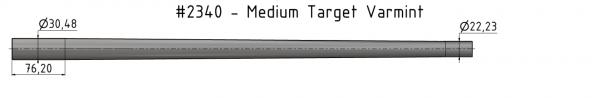 Medium Target Varmint