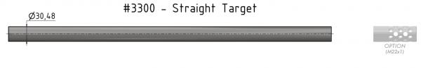 Straight Target