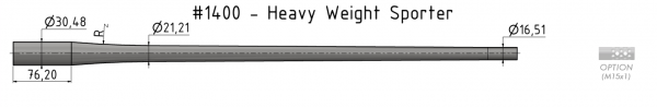 Heavy Weight Sporter