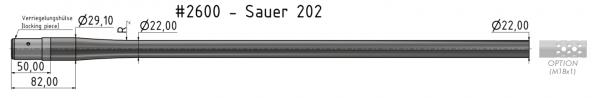 Sauer 202/205/SSG3000 + BE