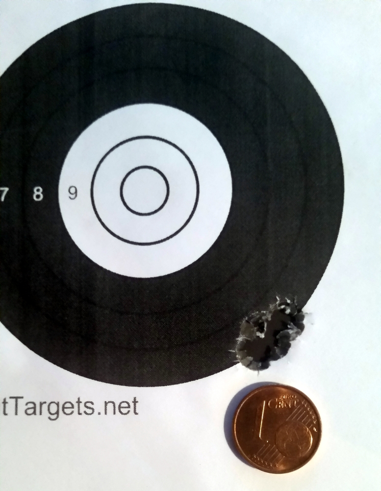 Shooting accuracy of cal   308 Winchester | Achievements