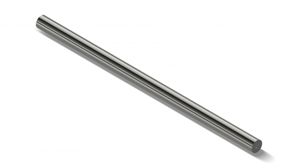 Barrel Blank STAINLESS - Twist:254mm | 8mm | OD:32 mm | L:712 mm