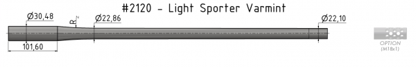 Light Sporter Varmint