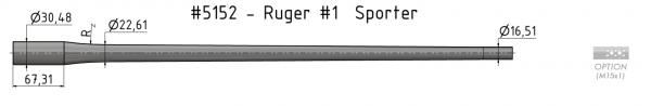 Ruger #1 Sporter