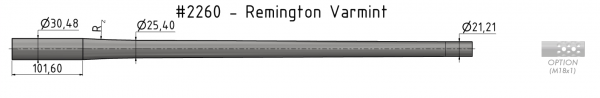 Remington Varmint