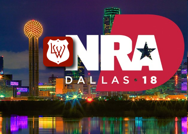 Lothar Walther gun rifle barrels NRA 2018 18 Dallas