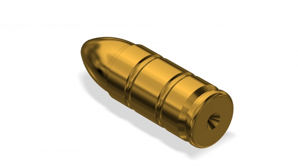 Dummy Cartridge Brass | .223Rem