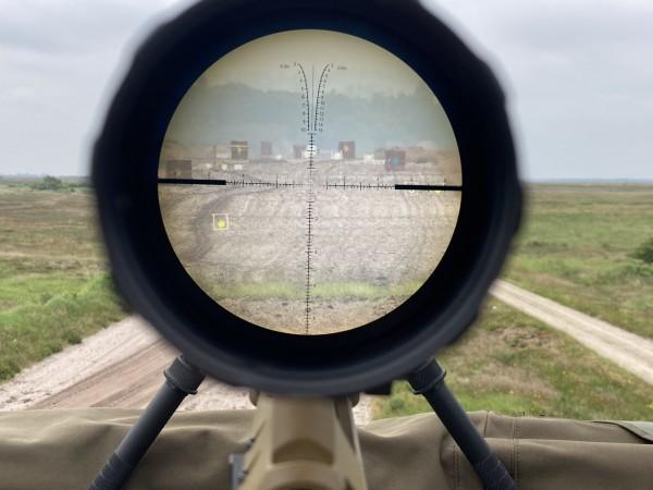 Bild-Zielfernrohr
